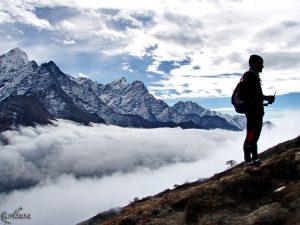 mountain-top